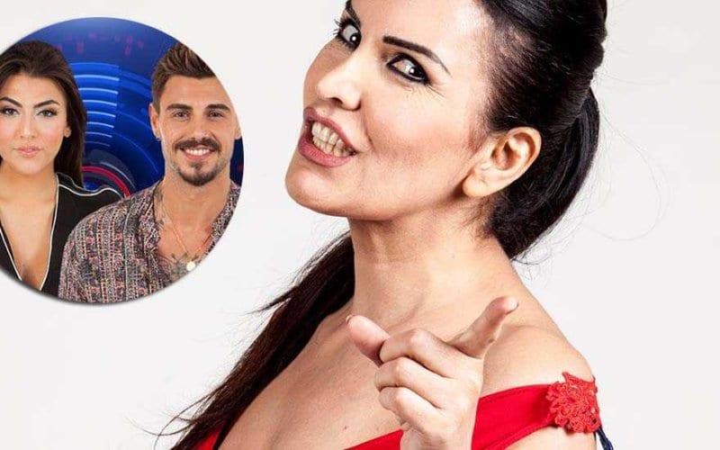 Fariba Giulia Salemi Francesco Monte