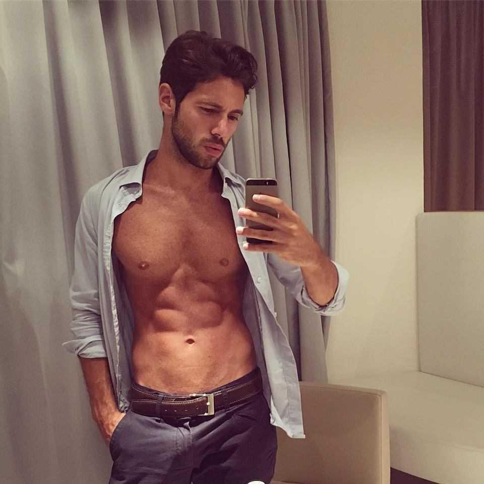 Federico Rubini Instagram 2