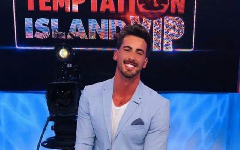 Ivan Gonzalez Temptation Island