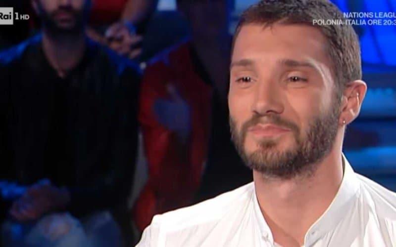 Stefano De Martino Domenica In 2018