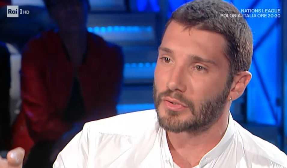 Stefano De Martino Domenica In ottobre 2018