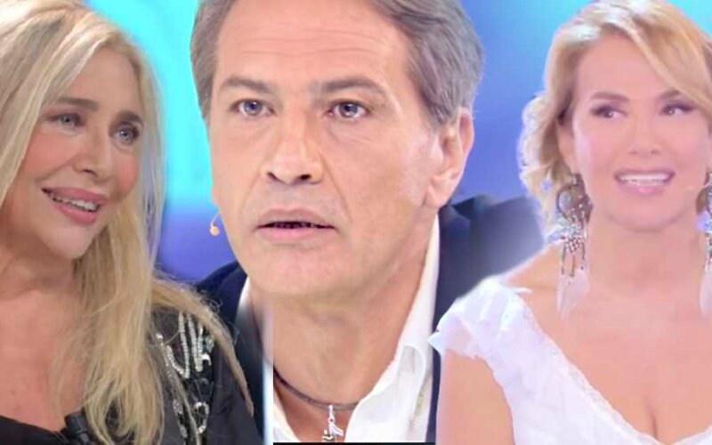 Nuovo sfogo di Lorenzo Crespi su Domenica Live.