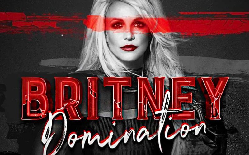 Britney Spears presenta Britney Domination.
