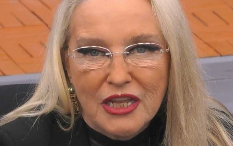 Eleonora Giorgi ha paura di Enrico Silvestrin.