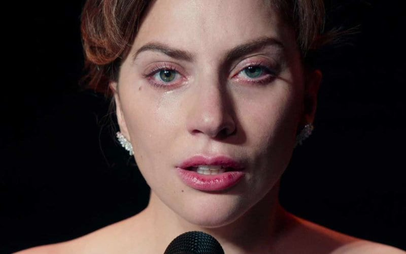 lady gaga ill never love again video