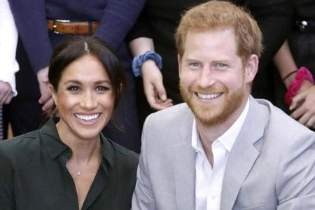 Meghan Markle è incinta del principe Harry.