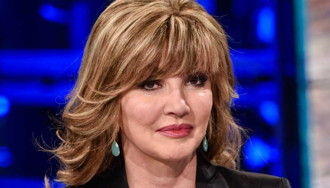 milly carlucci parrucca