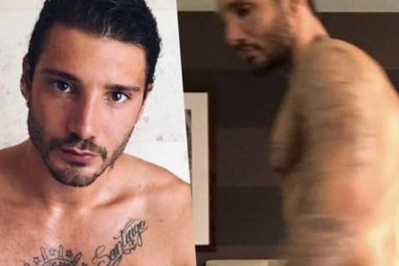 stefano de martino hackerato video