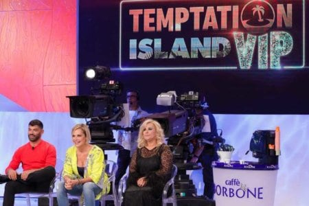 Speciale Temptation Island Vip a Uomini e Donne.
