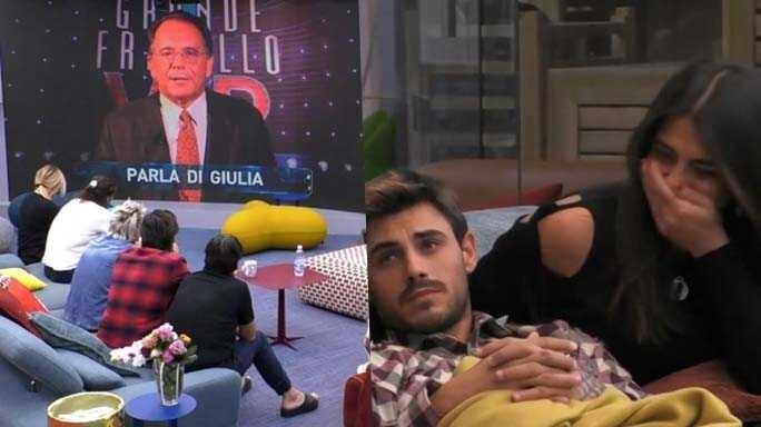 Alessandro Cecchi Paone Giulia Salemi