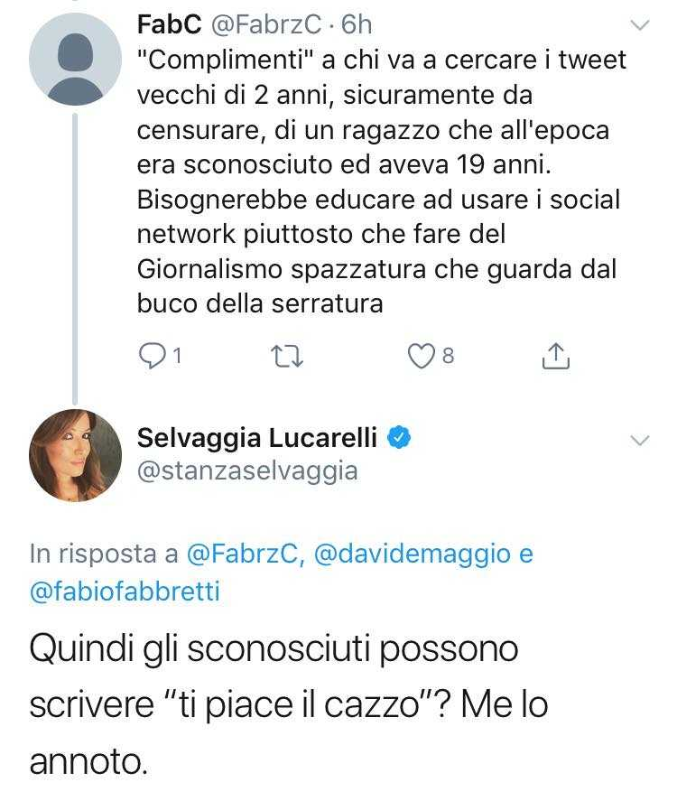 Anastasio Selvaggia Lucarelli 2