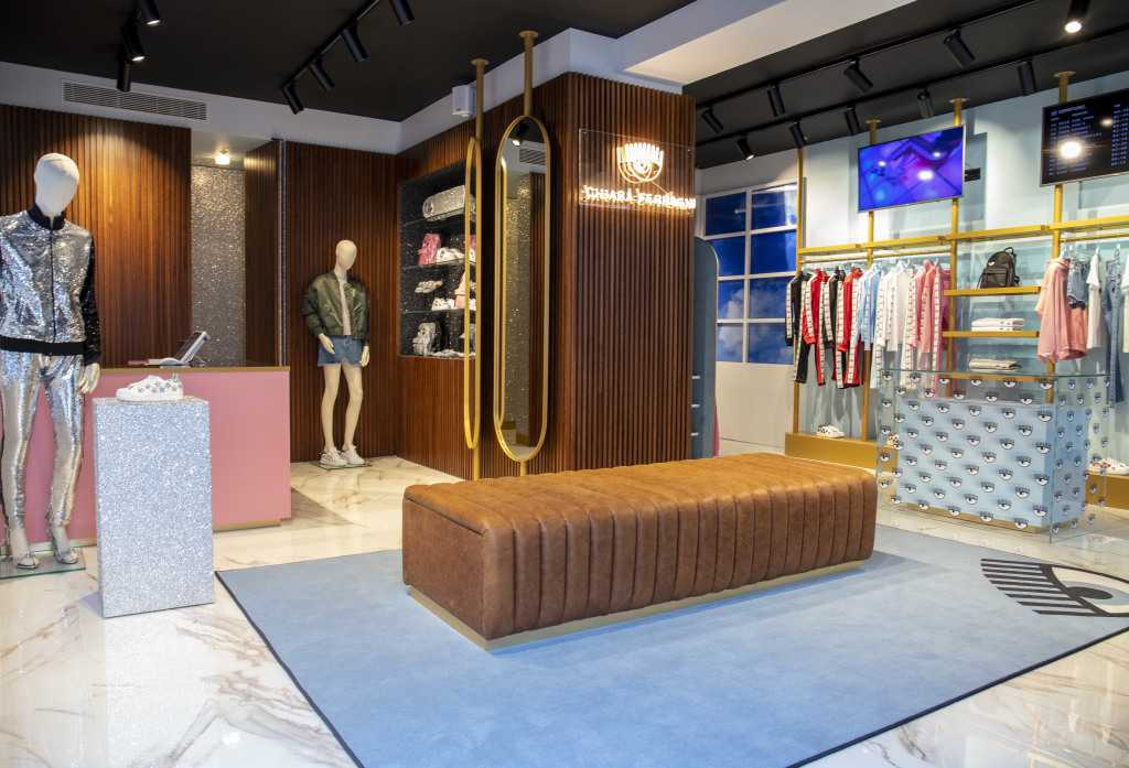 Chiara Ferragni Store Parigi