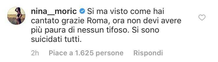 Corona dopo aver minacciato Totti fa un passo indietro e gli chiede scusa, ma interviene anche Nina Moric 4