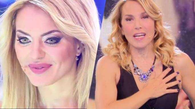 Elena Morali Barbara d'Urso Beautiful