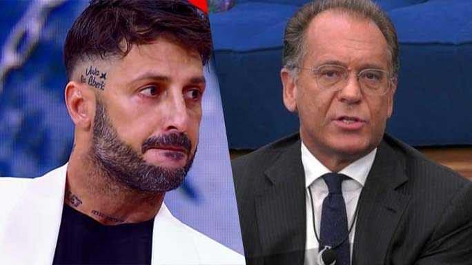 Fabrizio Corona Alessandro Cecchi Paone