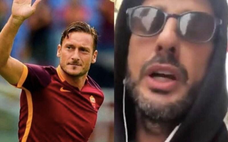 Fabrizio Corona Francesco Totti
