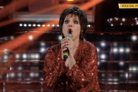 Federico Angelucci Drag Queen Liza Minnelli
