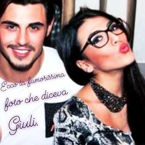 Giulia Salemi Francesco Monte Discoteca