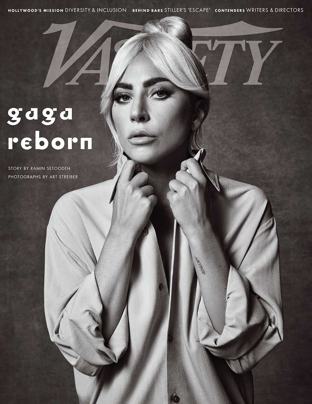 Lady Gaga Variety A Star Is Born (1)