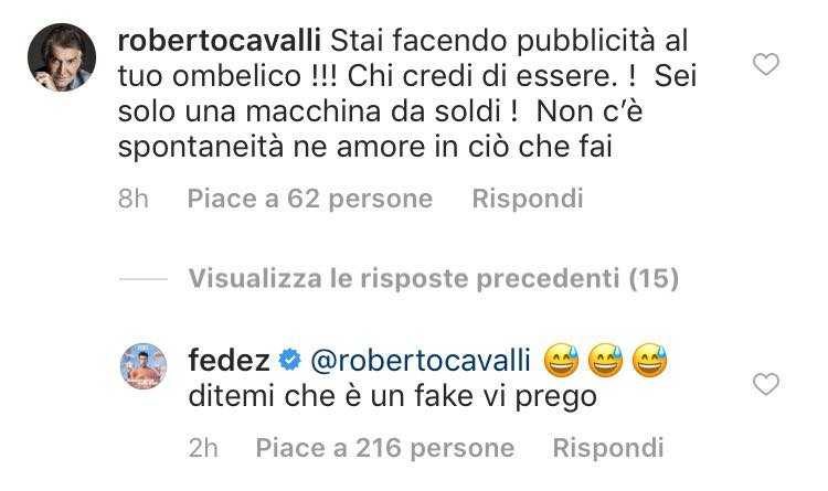Roberto Cavalli Fedez
