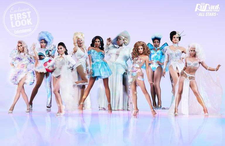 RuPaul's Drag Race All Stars 4 Cast (8)