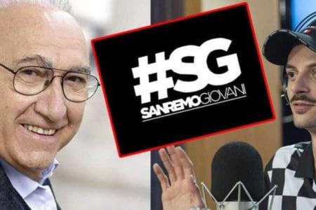Sanremo Giovani Pippo Baudo Fabio Rovazzi
