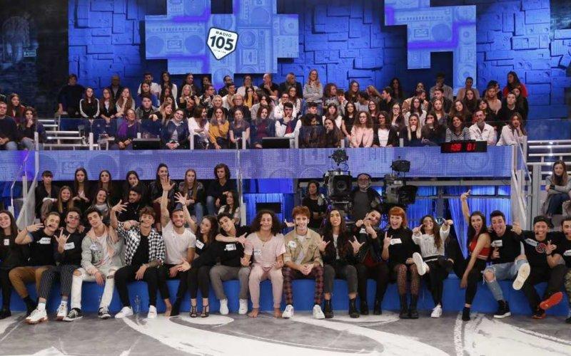 amici 18 classe 2018 2019 ballerini cantanti nomi cognomi