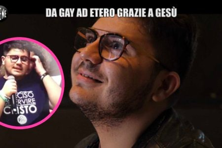 gay etero gesù dio pdg