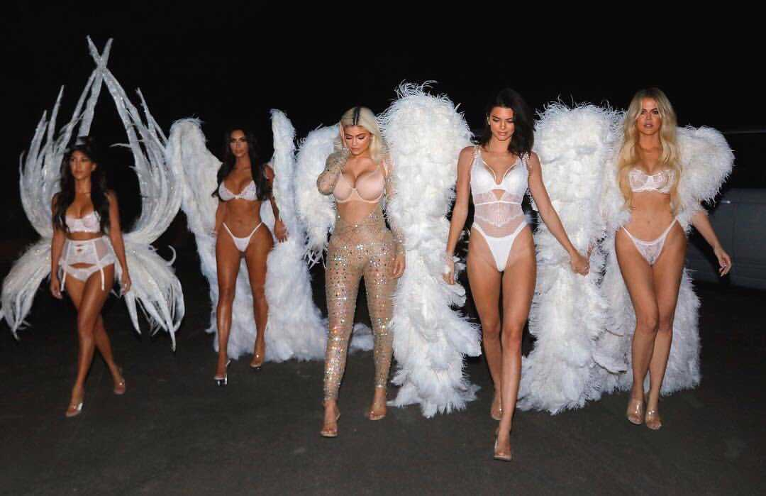 halloween the kardashian