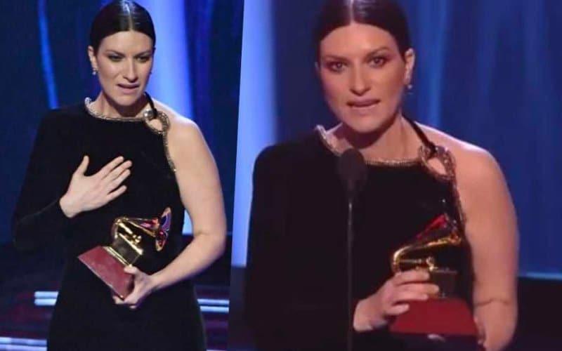laura pausini latin grammy awards