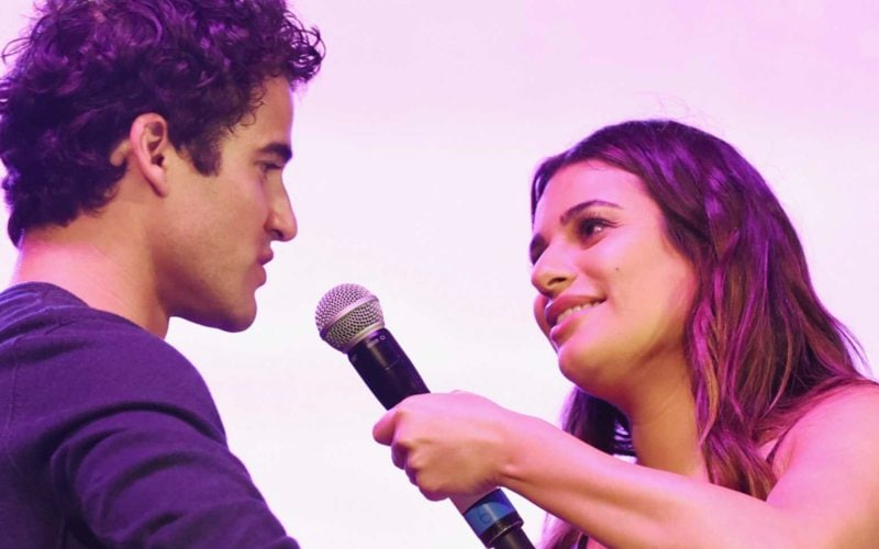 lea michele darren criss shallow