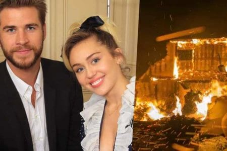 miley cyrus liam hemsworth house malibu