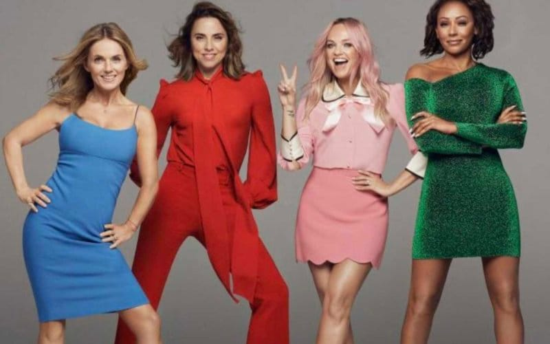 spice girls tour 2019 dates