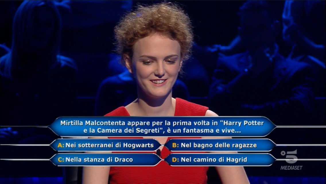 Chi Vuol Essere Milionario Harry Potter