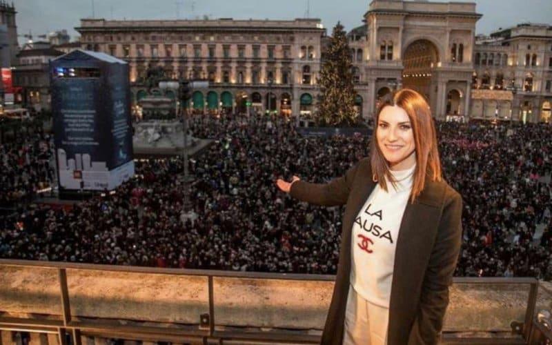 Laura Pausini Milano