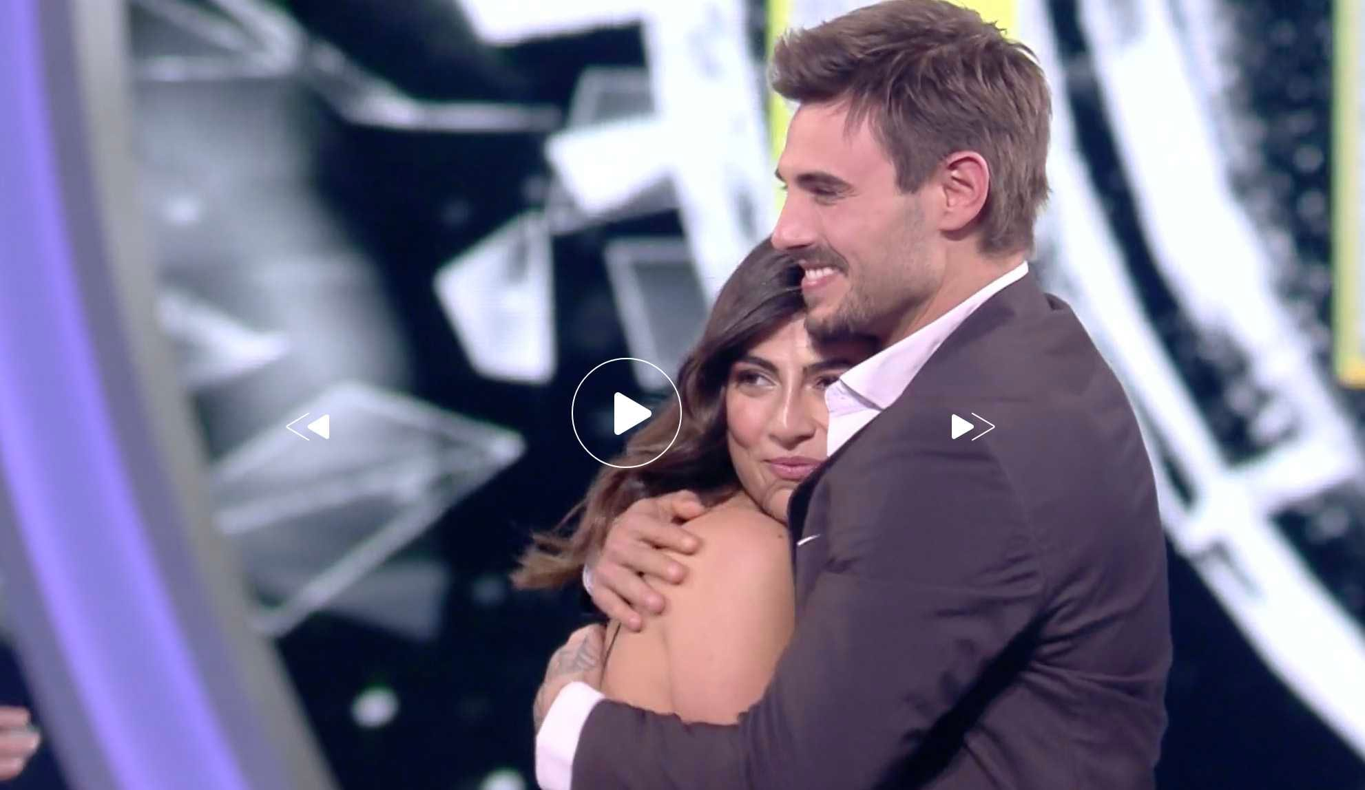francesco monte giulia salemi video gfvip