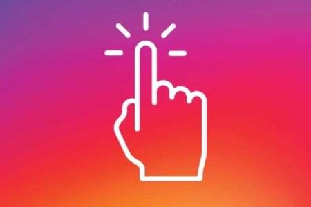instagram scorrimento orizzontale
