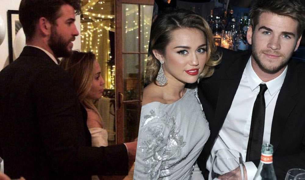 Liam incontri Miley Cyrus