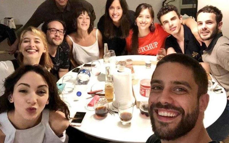 reunion cast mondo di patty