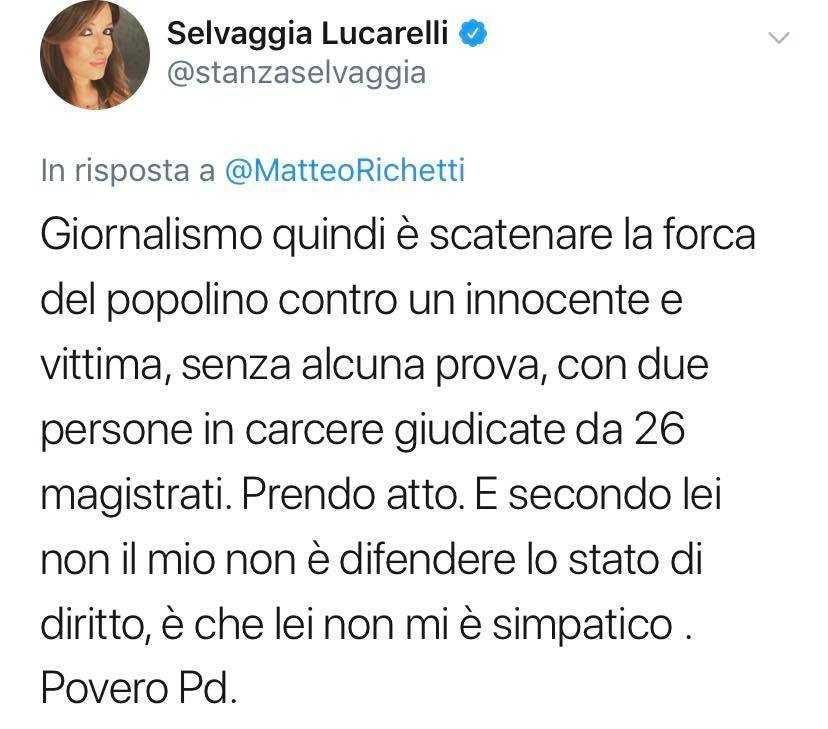 Selvaggia Lucarelli contro Le Iene: