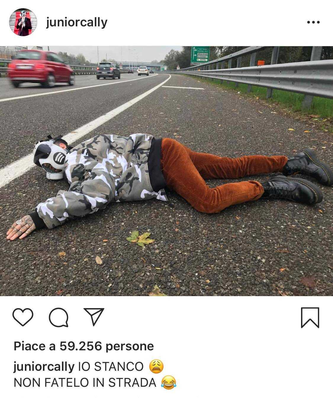 Junior Cally Instagram 4