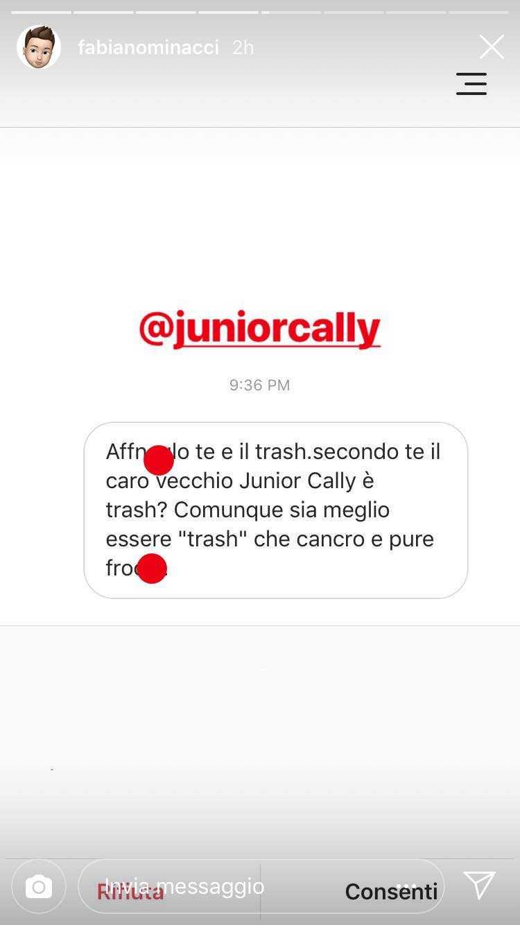 Junior Cally Omofobia 111