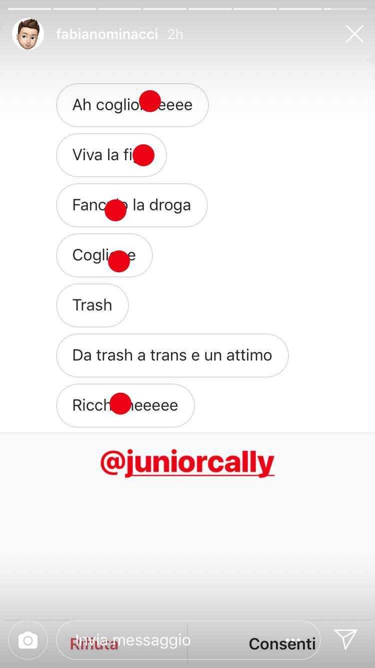 Junior Cally Omofobia 4