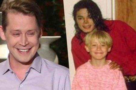 Macaulay Culkin amicizia Michael Jackson