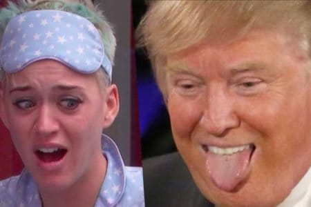 katy perry donald trump twitter