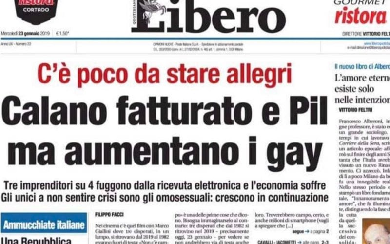 libero gay