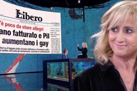 luciana littizzetto gay omofobia libero titoli