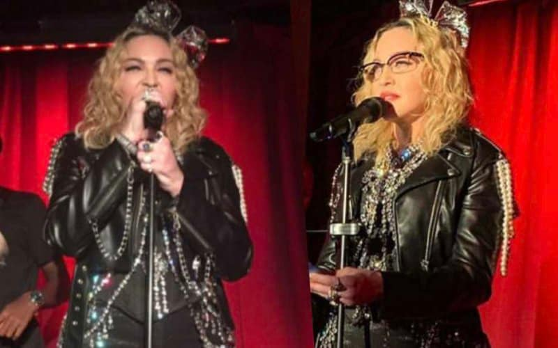 madonna stonewall nyc video performance