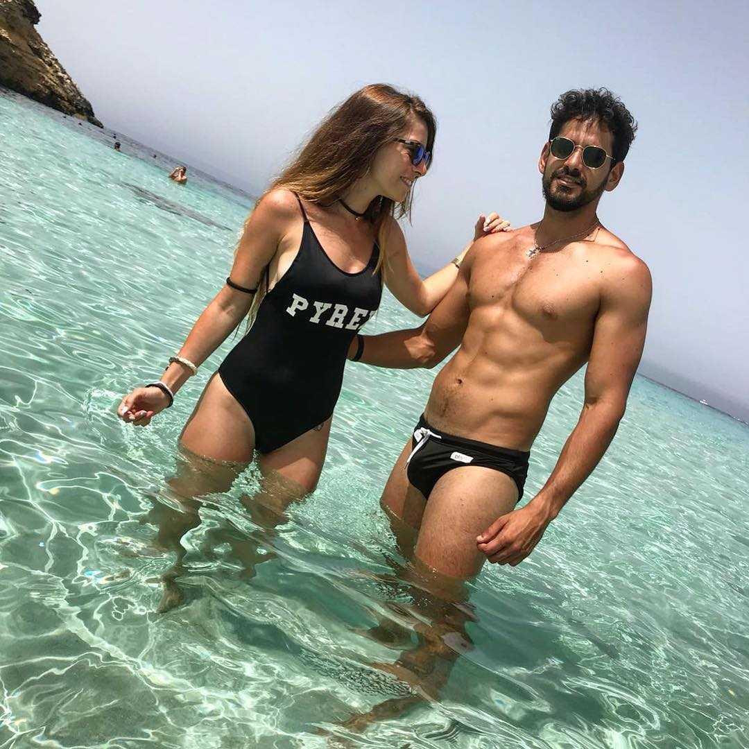 Calogero e Valentina C'è Posta Per Te Instagram HOT 3