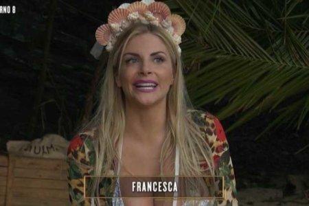 Francesca Cipriani Isola dei Famosi